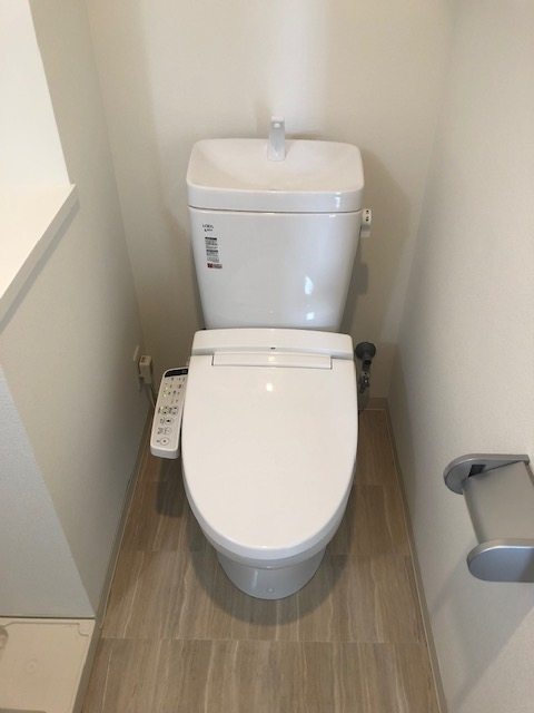 トイレ(同タイプ別部屋)