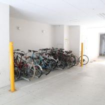 自転車置場・機械式駐車場