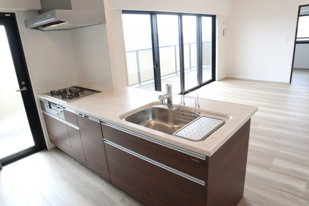 キッチン 食器洗浄乾燥機・浄水器内蔵蛇口
