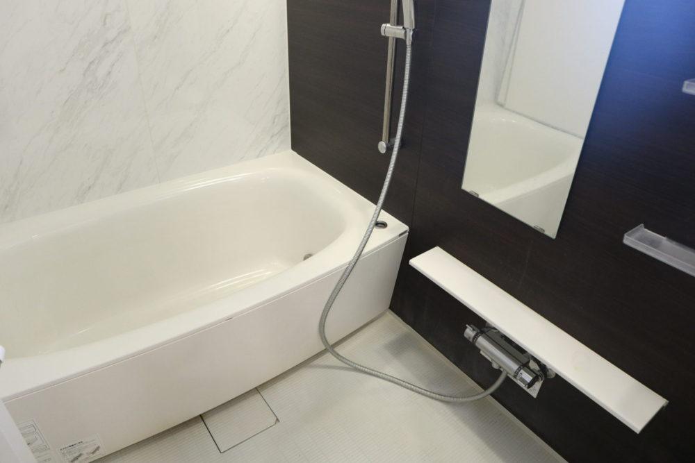 浴室(追炊き機能・浴室暖房乾燥換気機能付です)